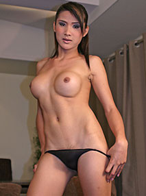 Perfect ladyboy: Tinna